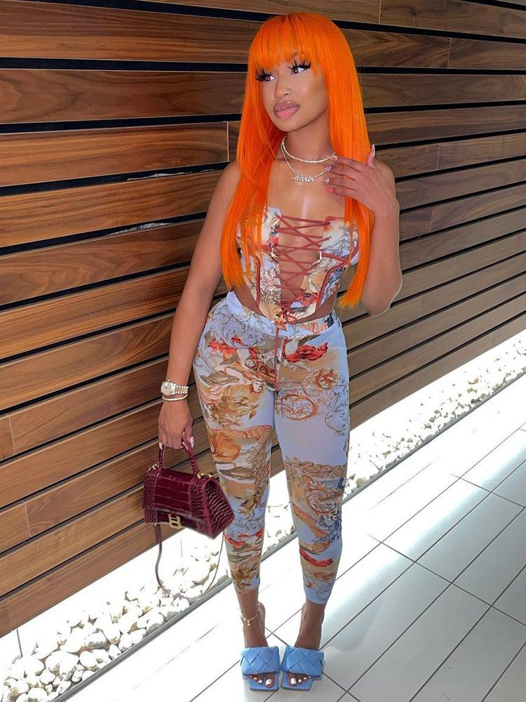 Jurllyshe Summer New Arrivals Clothing & wigs Leads Fashion Trends