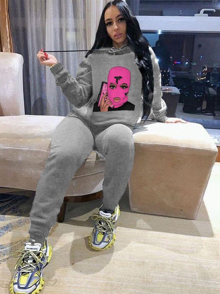hoodies and sweatpants set