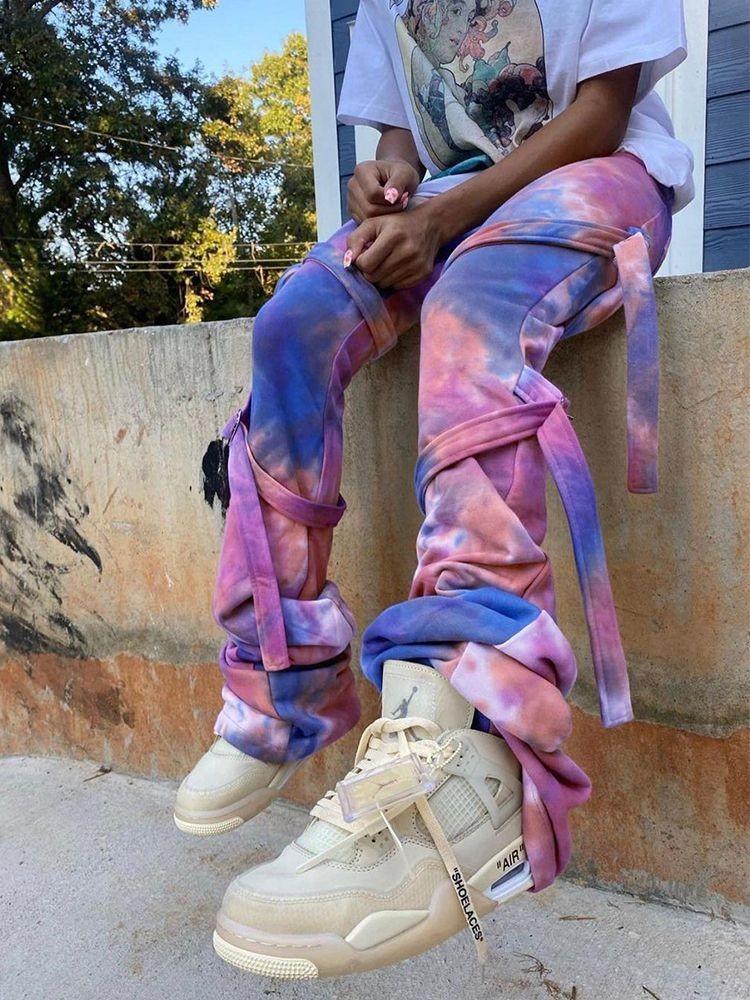 Jurllyshe stacked pants