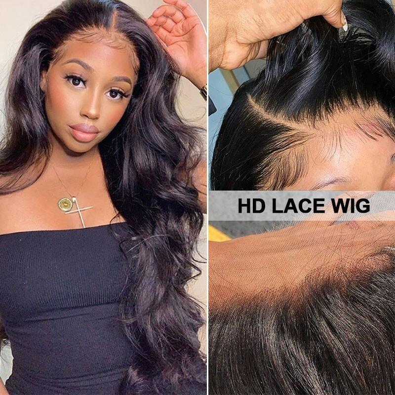 human hair hd lace wigs