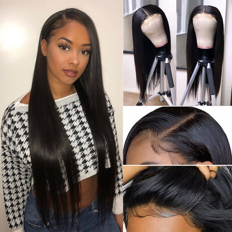 13X6 Lace Frontal Wigs