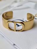Retro CD Letter Adjustable Fashion Bracelet