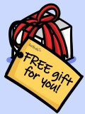Free Gift: Leave the size (S-XL) you want in the message box on the checkout page