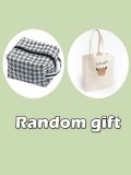 Free Gift: Random Offer Eco-bag OR Fashionable Cosmetic Bag