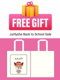 Jurllyshe Back to School Free Gifts: For clothing orders purchased from August 4th to August 15th