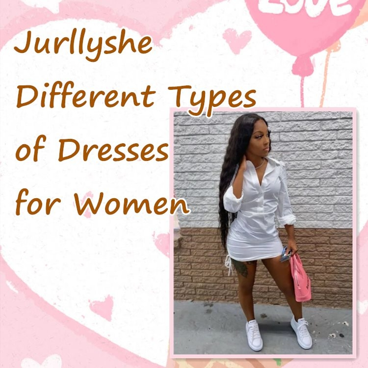 Jurllyshe Different Types of Dresses for Women