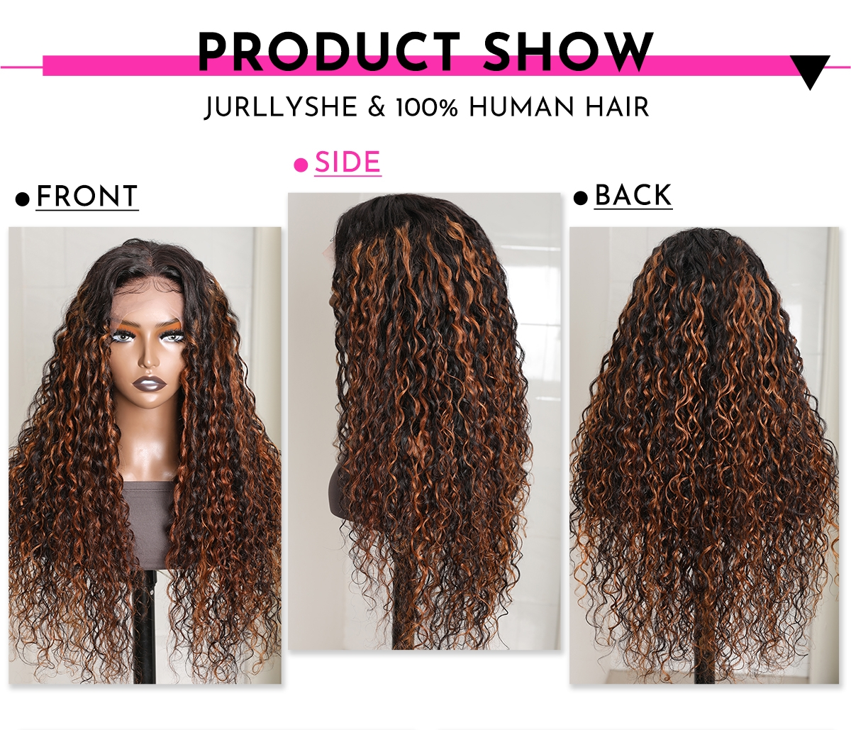 13x4 Front Wave Wig