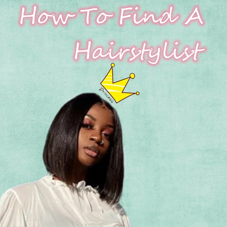 How to Find a Hairstylist