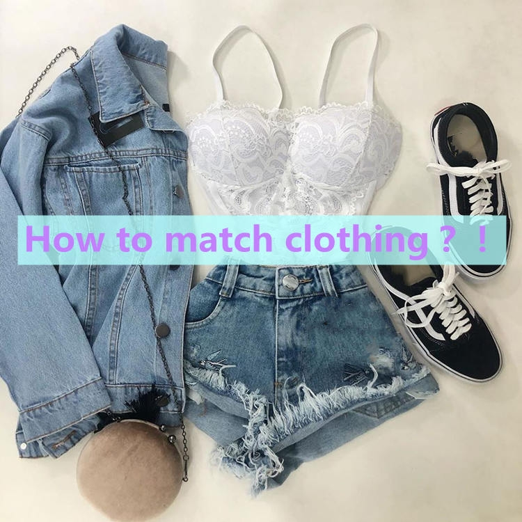 How to Match Clothes to Look Better