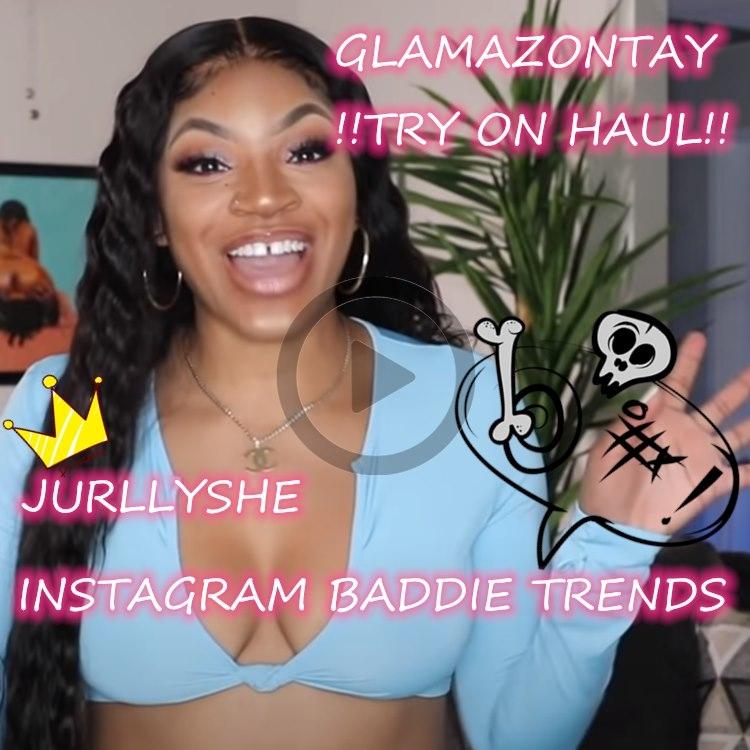 Youtube Influencer's Baddie Trends In Jurllyshe
