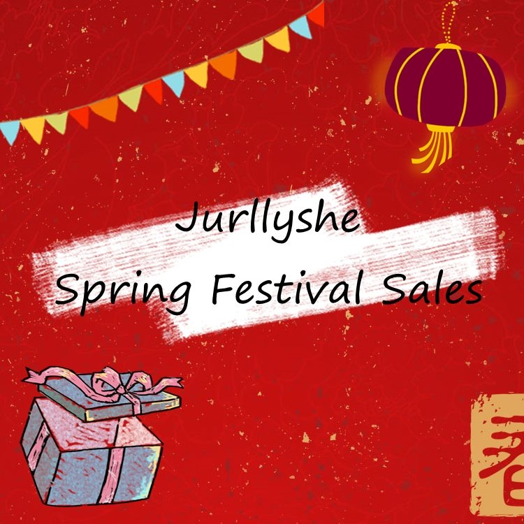 Chinese Spring Festival Sales