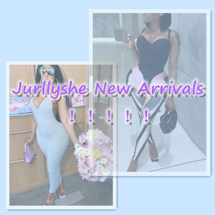 Jurllyshe New Arrivals Bring You the Latest Fashion Trend