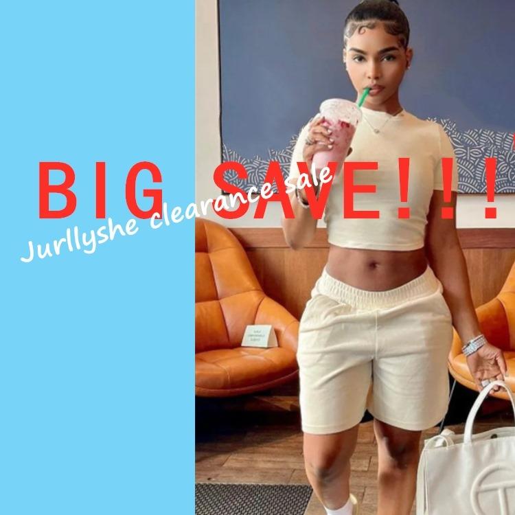 Jurllyshe Clearance Sale