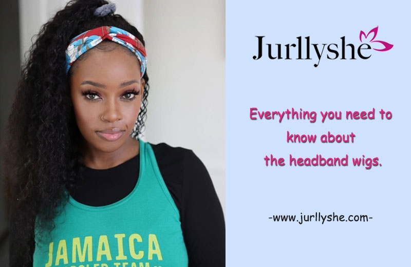 Everything You Need to Know About the Headband Wigs
