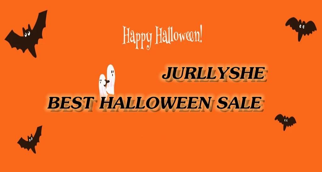Jurllyshe Halloween Sale