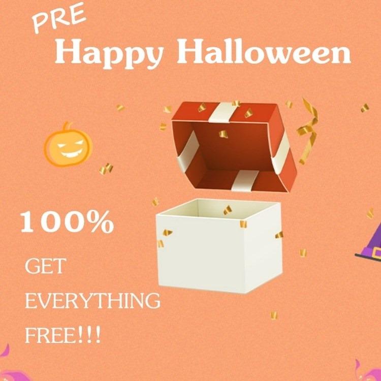 Jurllyshe Pre Halloween Sale