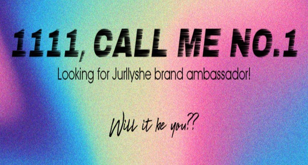 Jurllyshe Single's Day Promotion