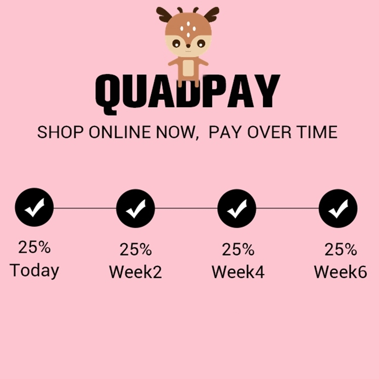 Buy Now Pay Later, Quadpay