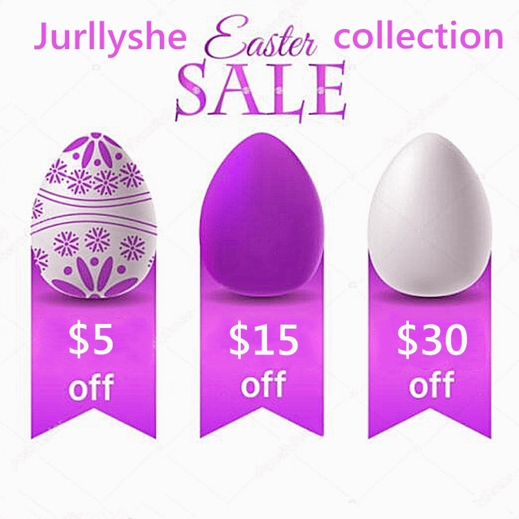 Jurllyshe Best Easter Collection Sale Preview
