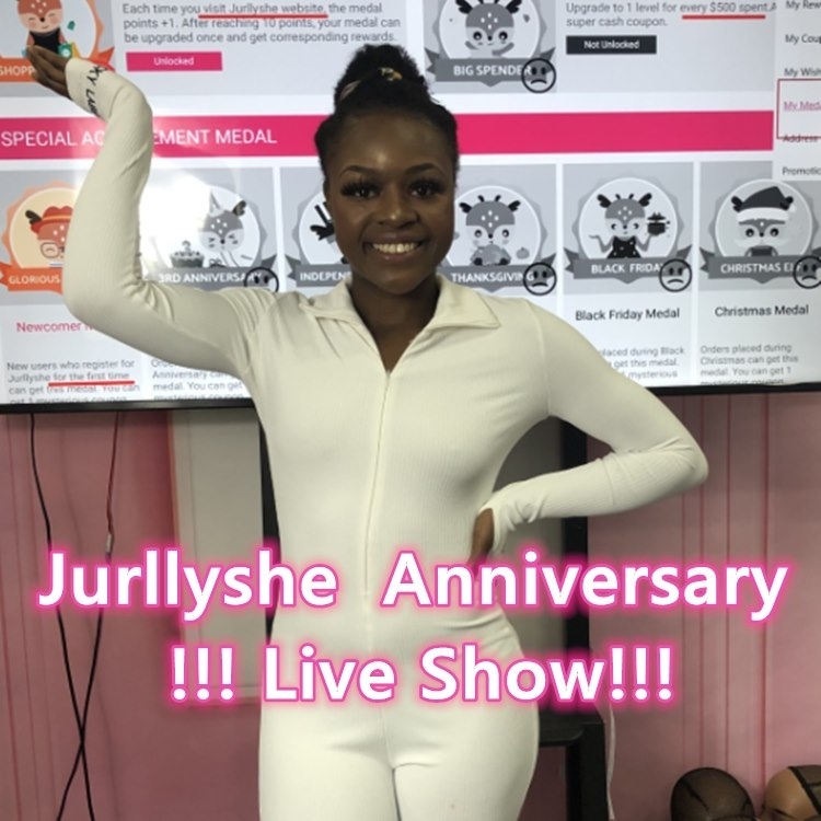 Jurllyshe live show
