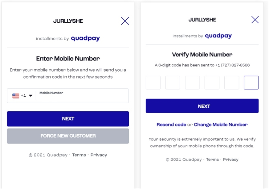 Buy Now Pay Later, Use Quadpay for Jurllyshe Fashion Clothes and Wigs
