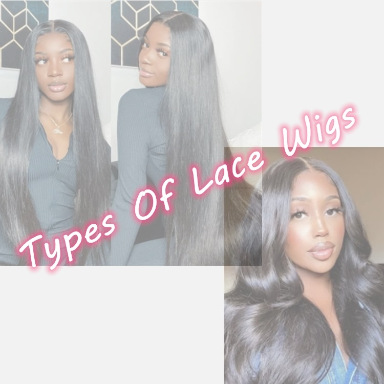 Types Of Lace Wigs