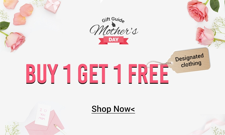 Jurllyshe Mother's Day Preview Sale Gift Guide