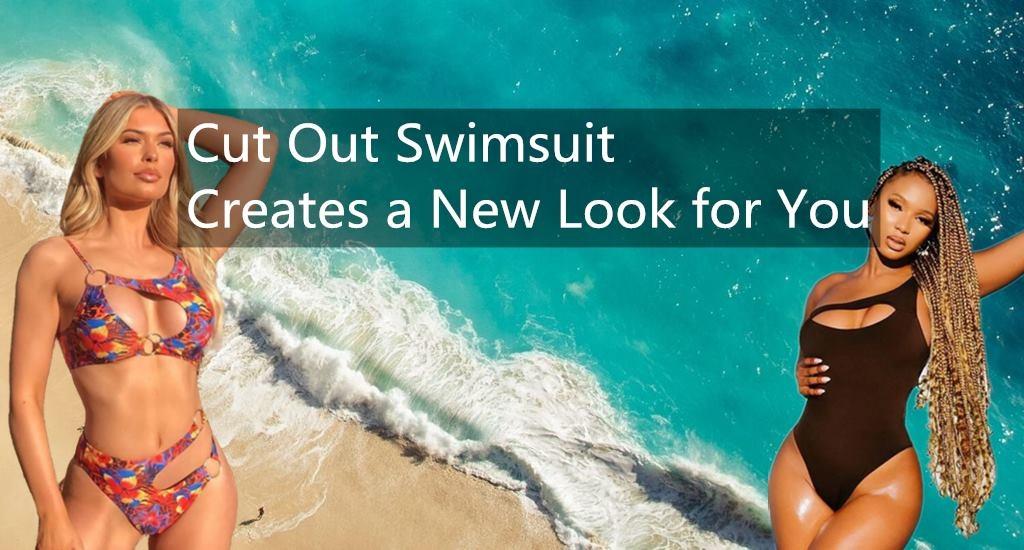 Cut Out Swimsuit
