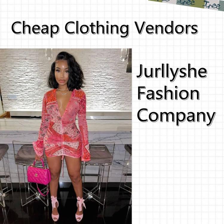 Cheap Clothing Vendors