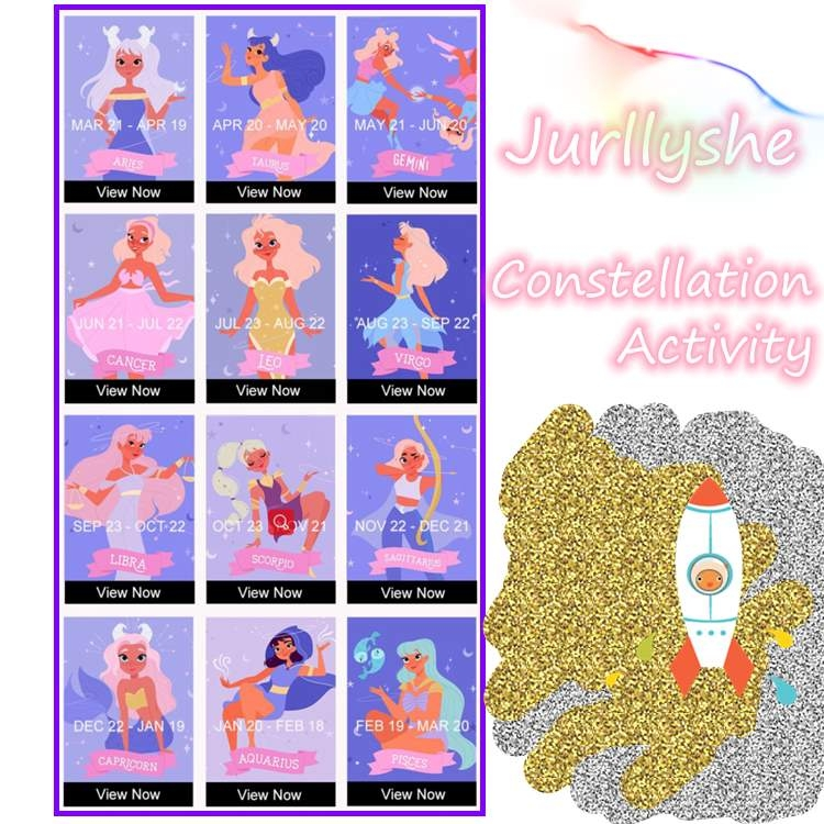Jurllyshe Constellation Activity Gives You a Magic Fashionable Look