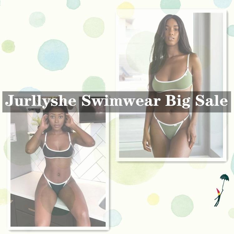 Jurllyshe Swimwear big sale