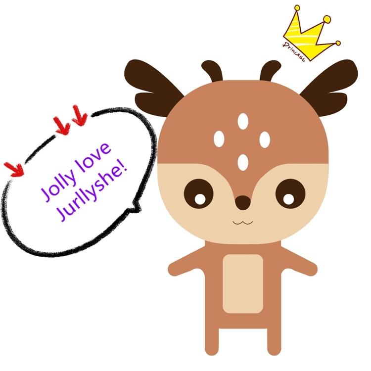 Jurllyshe New IP Character Jolly