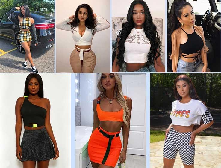 Why Do Teenage Girls Like To Wear Crop Tops