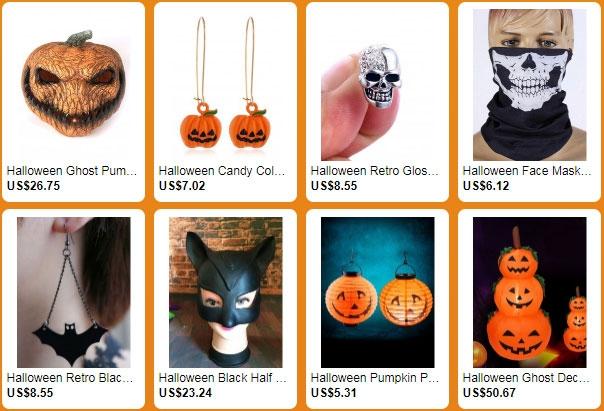 Halloween Accessories Sale