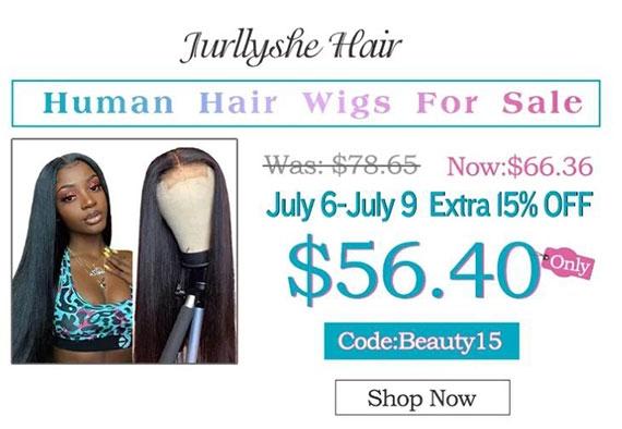 jurllyshe wigs for sale