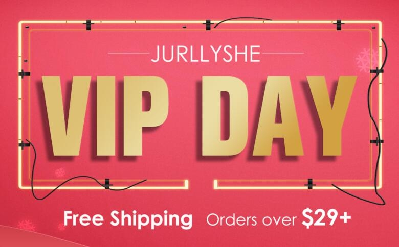 jurllyshe vip day