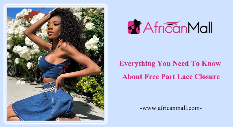 what is free part lace closure