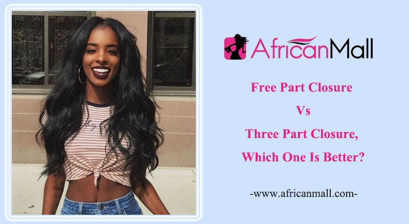 what is the difference between free part closure vs three part closure