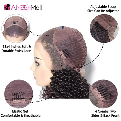 africanmall lace front wigs