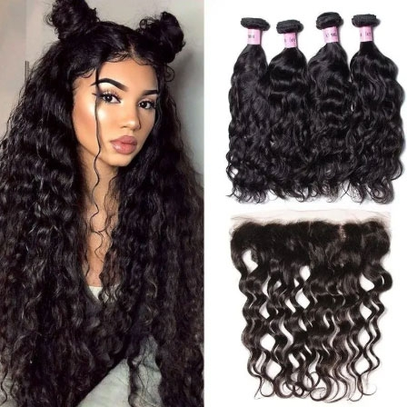 bundles with closure wholesale