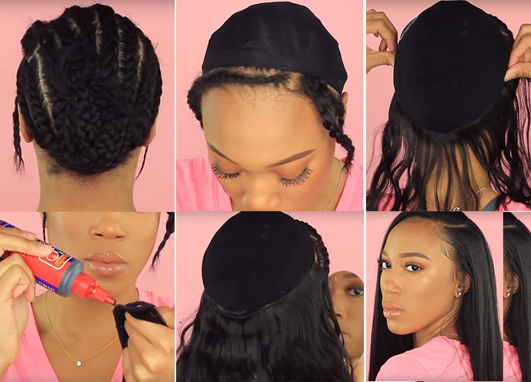 how to make a quick weave wig