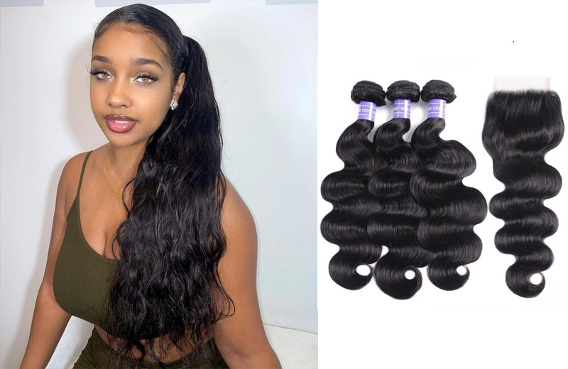 How To Make A Wig With Closure And Bundles