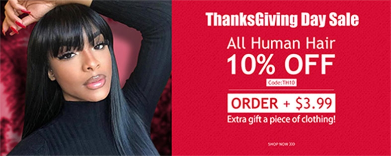 Thanksgiving day promotion