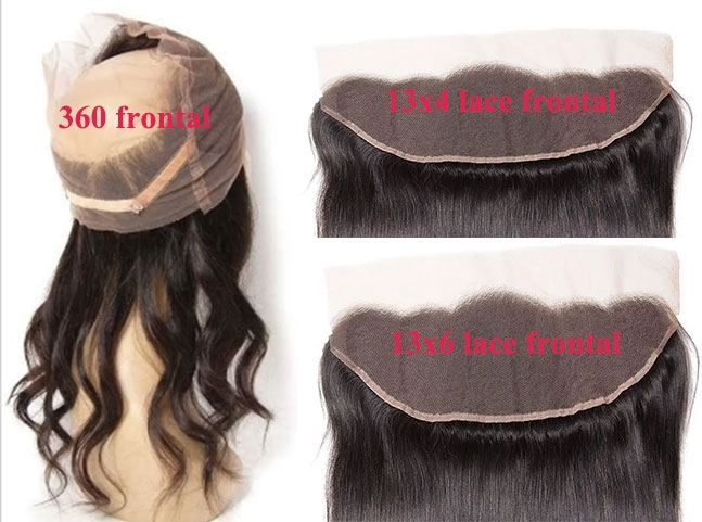 13x4 / 13x6 lace frontal