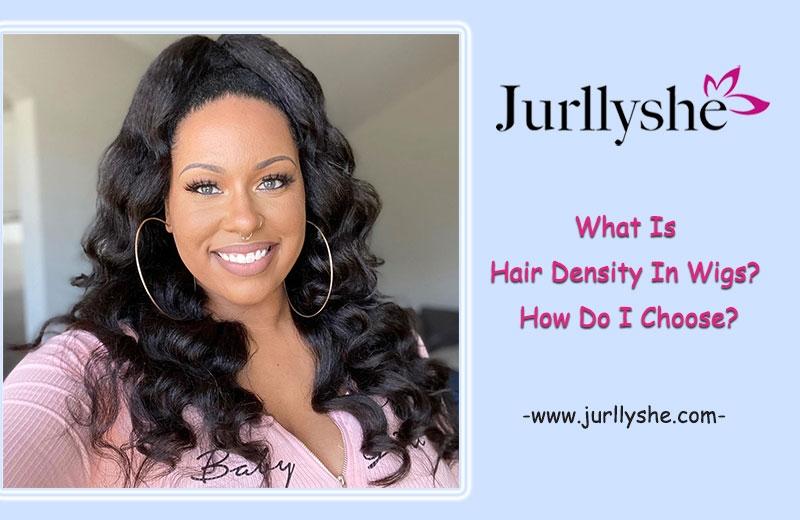 hair wig density