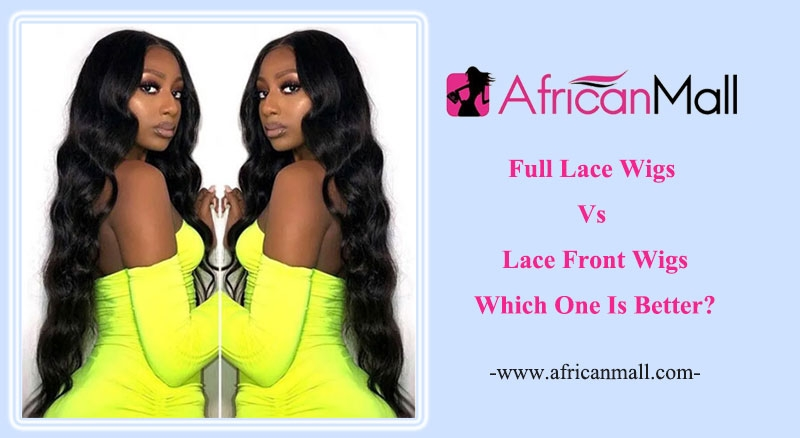 the difference between the Full lace wig and lace front wig