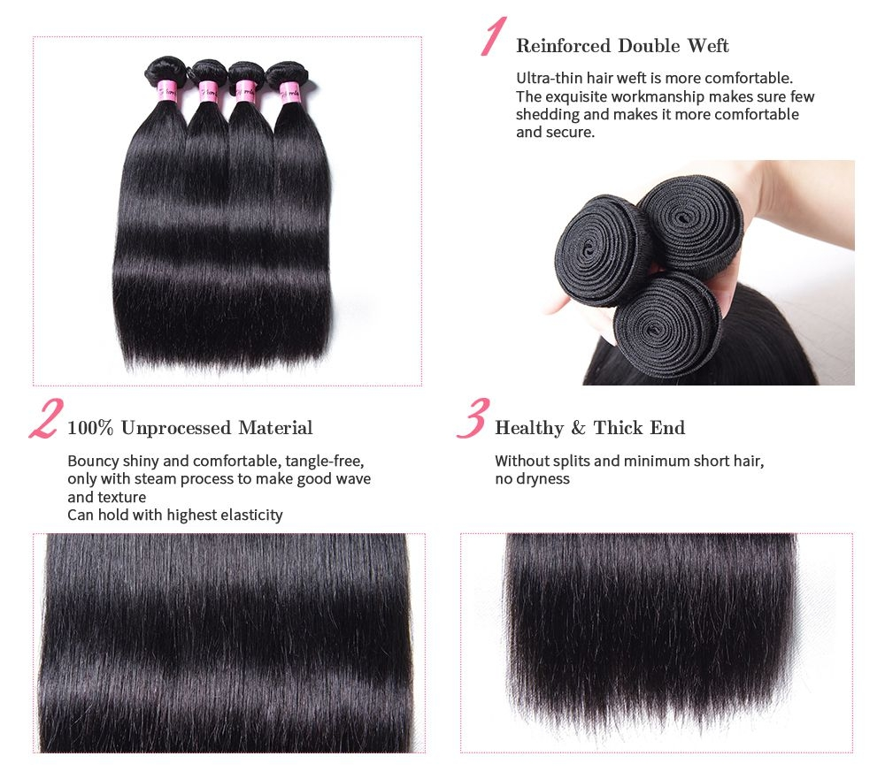 cheap bundles with closure