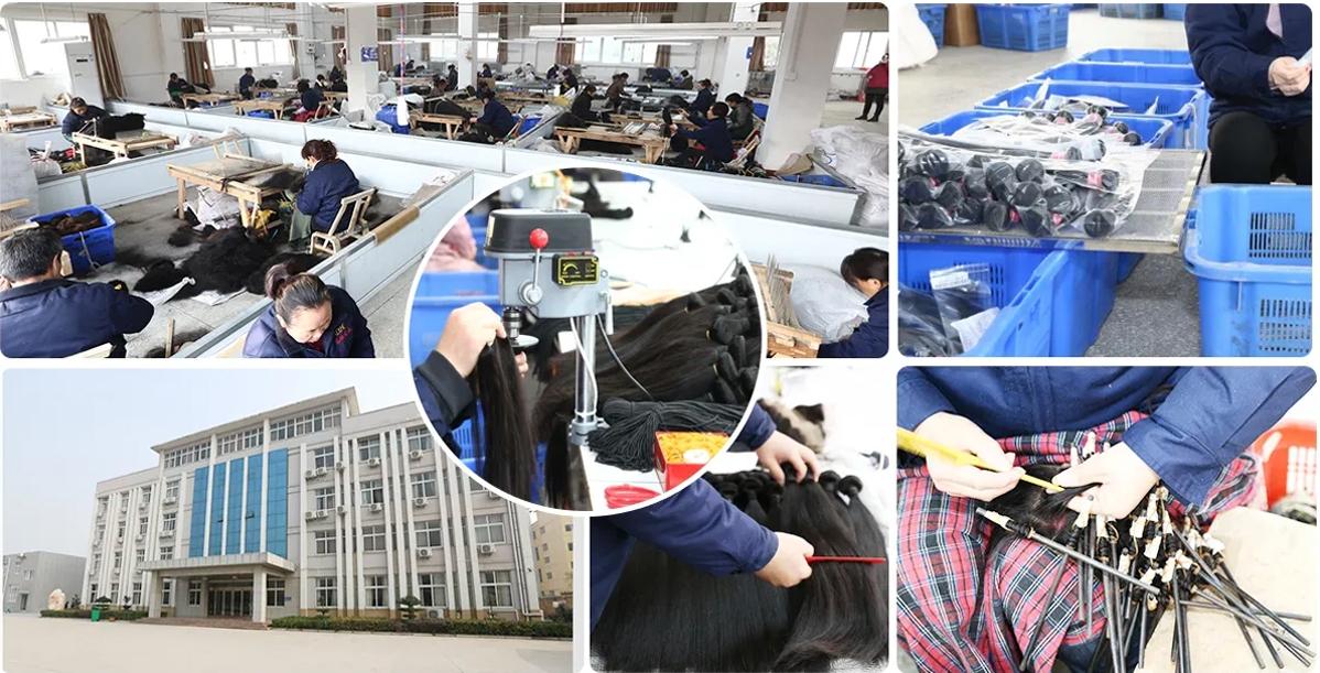 factory preparation